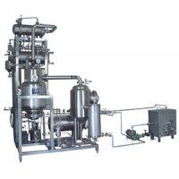 武汉京榜轻工机械设备供应不锈钢多功能提取浓缩回收中试机组