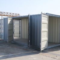厂家定做全新20尺多开门集装箱