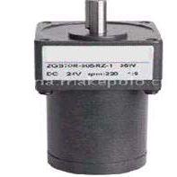 中西(LQS)永磁直流齿轮减速电机型号:ZGB70R-60SRZ-1-36W库号:M377109
