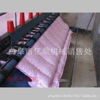家用小型引被机 多功能直线套被机 棉被加工宏瑞设备