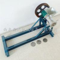 鼎达休闲小食品加工设备 时产量30-40斤面粉膨化机