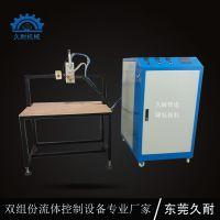 广东久耐机械厂家供应 精密高温热熔胶机