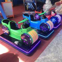 新款太子摩托车户外游乐设备亲子对战儿童电瓶车商场公园太子摩托
