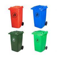 120升塑料垃圾桶,济宁塑料垃圾桶,永康优境(在线咨询)