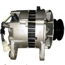 现代R200-3挖掘机发电机批发18027299616 现代200-3发电机