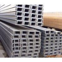 昆明10号槽怎么卖 材质Q235B 规格100x48x5.3x6000mm