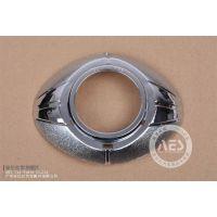 AES 遮光罩2.5寸S-MAX 装饰罩 碟罩 HID氙气大灯双光透镜改装饰罩