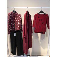 北京动物园服装批发市场品牌折扣女装加盟欧美女装外套尾货货源专柜品牌折扣店艾蜜雪