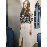 常熟服装批发市场品牌折扣女装专柜正品一手货源欧美连衣裙慕拉