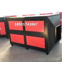 活性炭吸附设备5000风量活性塔 过滤设备厂家生产