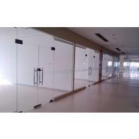 天津维修玻璃门 玻璃门制作 玻璃隔断厂家