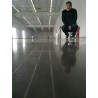 深圳南山厂房固化地坪-沙河车间新老地面起灰处理