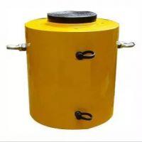 全国低价供应CTCO武汉桩基静载检测专用QF系列千斤顶油泵站
