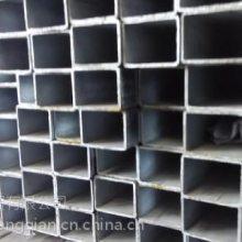 最新镀锌方管价格 重庆镀锌方管
