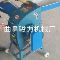 生产零售 青玉米秸秆农作物粉碎机 铡草揉搓三用机 骏力牌 多功能铡草机