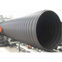 hdpe钢带增强螺旋波纹管生产厂家在哪