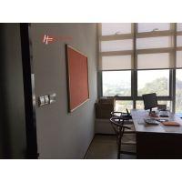 肇庆公告板供应D湛江挂式绒布软木板F从化软木料装饰板