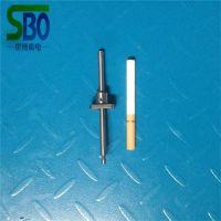 低价销售世博机电左右旋滚珠丝杆 支持非标定做微型滚珠丝杠 空心丝杠