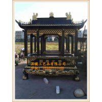 定做佛山市铸造长方形香炉厂家,江门寺院长方形香炉生产厂家