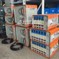 温控箱接线图 苏州赛彼得厂家供应热流道温控箱 多组温控箱