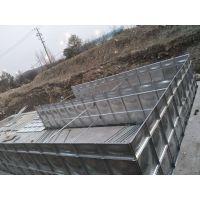 九州地埋箱泵一体化消防水池范例
