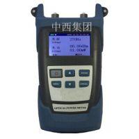 中西光万用表(光纤损耗测试仪) 型号:TSH33-POL-580库号:M312341