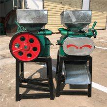 宏瑞长期供应油坊花生米破碎机厚薄可调花生米破碎机