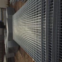 格栅板g255 井盖镀锌格栅板批发 电缆沟钢盖板规格