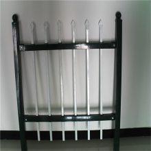 锌钢护栏现货 小区防护网 方管隔离网