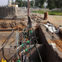 加油站双层复合管件,输油管道