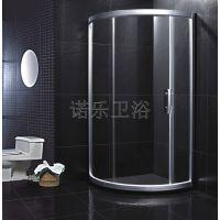 佛山淋浴房厂家直销订做不锈钢淋浴房淋浴屏风隔断