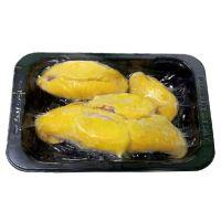 金超专业生产榴莲肉气调包装机水果切片盒式保鲜包装机