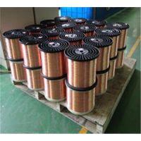 电机马达漆包线 变压器用QZ-180聚酯0.1mm漆包铝线