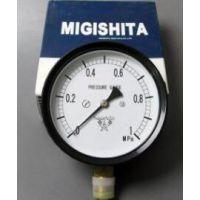 MIGISHITA圧力计s-03-r1/8(0-0.1mpa)