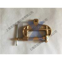 上海地线夹供应-铜焊机地线夹 福尼斯焊机地线夹 埋弧焊地线夹供应