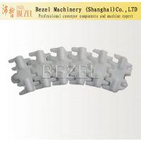 Bezel专业生产各种烟草输送链 白色POM齿形链生产厂家