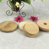 订做天然原木玻璃瓶木盖 竹木盖木质密封盖 玻璃罐木盖