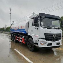 12吨东风多利卡D9洒水车厂家,洒水车箭头灯