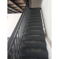 供应定做昆明钢架楼梯 钢结构阁楼搭建