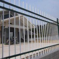 海泽供应别墅小区防护围栏 锌钢栅栏 穿插式方管护栏
