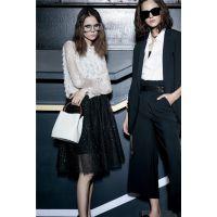 上海一线女装品牌折扣法尔莎批发货源