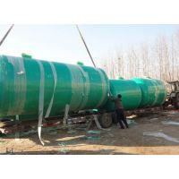 河北联益供应临河五原磴口玻璃钢化粪池工程化粪池