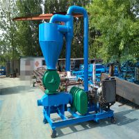 化工粉末料自吸式输送机 六九尿素颗粒不锈钢气力输送机