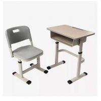 深圳学生塑钢课桌椅批发厂家