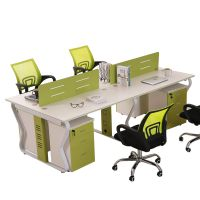 汇迈 办公家具 二四六人位办公桌 现代简约员工桌 电脑桌 HMB002