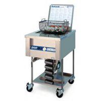 代理原装进口瑞士MOREILLON GOLIATH-2000 TYPE C商用双速银器抛光翻新机