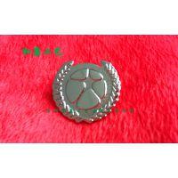 【深圳和康】金属工艺品定制 制作锌合金徽章 环保电镀长期室内使用三年不褪色