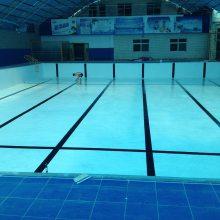 山东潍坊水上乐园内衬防水天蓝色涂料,游泳池养鱼池封闭型防水漆新品上市
