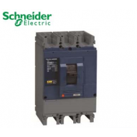 施耐德塑壳断路器EZD空气开关 三相160E3160N 160A 3P漏电保护