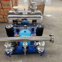 河南卓智专业医院无负压变频供水设备 箱泵一体化智能供水设备